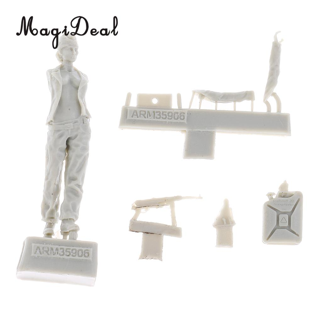 Cheap for all in-house products 1 35 female figures in FULL HOME