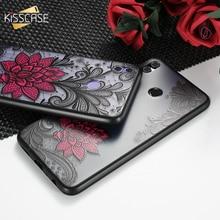KISSCASE Flower Embossed Case For Samsung Galaxy J2 Pro 2018 J8 J7 J6 J4 J3 J5 2016 2017 EU