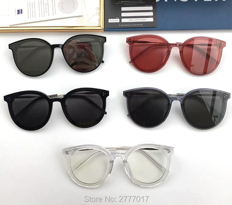 2019 JACK HI Vintage Round FLATBA Sunglasses Men Women GM Brand Gentle eyeglasses Driving Polarized mirror