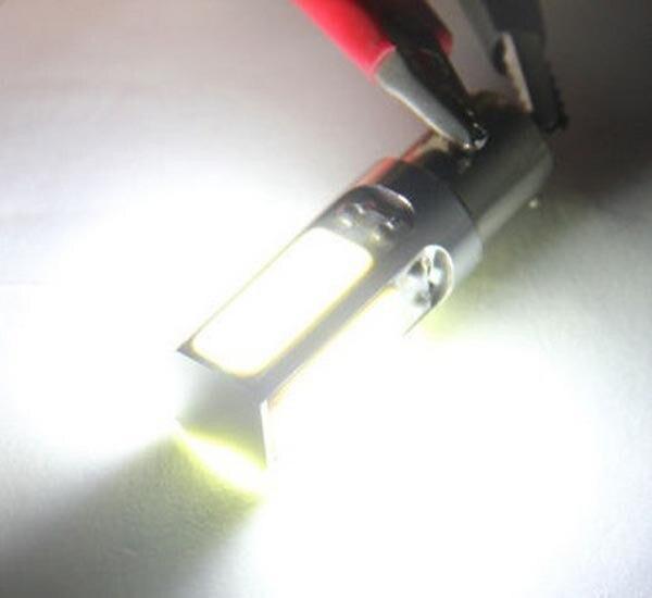 10X9006 cob Чип H7 H11 H4 9005 9006 hb4 на основе технологии COB 20 Вт Светодиодный дальнего света Противотуманные лампы фар автомобиля Бег свет 12В, производство Китай