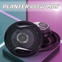 2PCS 6.5'' 400W 4 Way Voies Coaxial Loud Speaker Car