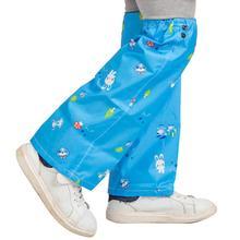 Горячая Распродажа, милые, розовые, синие, из ткани Оксфорд, для прогулок, для альпинизма, дождевик, детские, с рисунком, стойкие брюки с рукавами