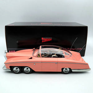 Image 2 - 1/18 AMIE עבור רול ~ רוי ליידי פנלופה של Thunderbirds FAB1 FAB 1 שרף צעצועי דגמי מכוניות קישוט
