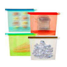 Food Storage Mylar Self Seal Package Zip Lock Heat Seal Electronic Gadgets Ziplock Silver Aluminum Foil Packing Bag(China)