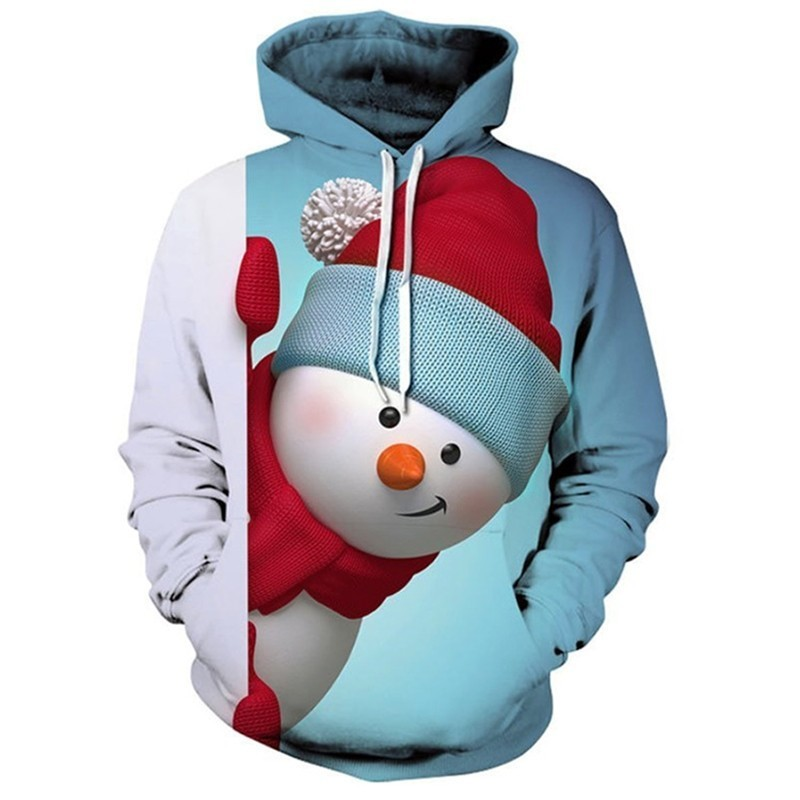 Zollrfea Dropshipping Men 3D Print Gala Christmas Hoodie Winter Casual Pullover Hooded Long Sleeve Sweatshirt Clothing BA0366 1
