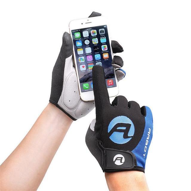 Anti-slip Full Finger Gloves For Hiking 10