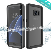 Waterproof phone cases For Samsung Galaxy S7 Edge Case 360 Degree Protection Shockproof phone cover for Samsung Galaxy S7 Edge цена
