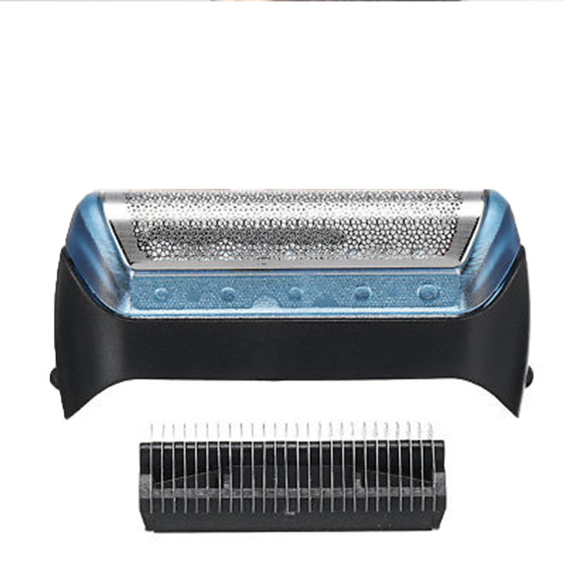 цена на Mayitr Electric Shaver Replacement Foil Men Shaver Foil And Cutter Blade Replacement For BRAUN 10B 20B 20S 5729 5728 5727