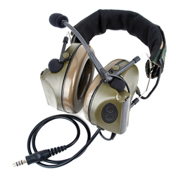 Element/Z Tactical Comtac II C2 Tactical Headset Airsoft Paintball Hunting Headset - Z041
