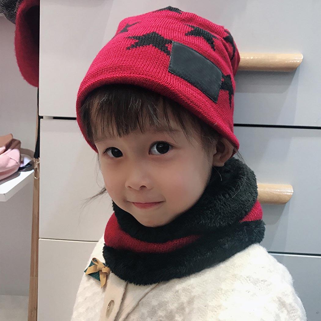детские зимние теплые мягкие вязаные удобные шапки для мальчиков и
