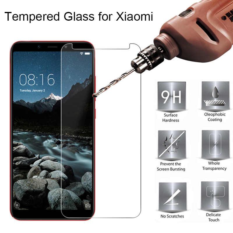 9 H Tempered Glass đối với Xiaomi Redmi 6A 6 Pro Bảo Vệ Màn Hình Thủy Tinh Cho Redmi 5A Lưu Ý 5 Phim Thủy Tinh an toàn Bảo Vệ xiomi 2.5D