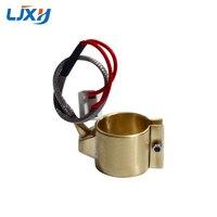 Calefator de banda de bronze ljxh para a máquina de moldagem por injeção 40x20/40x45mm 110 w/250 w|Peças p/ aquecedor elétrico de água| |  -