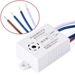 Image 2 - 新 220V 自動音声センサーのためにオフ街路灯スイッチ制御
