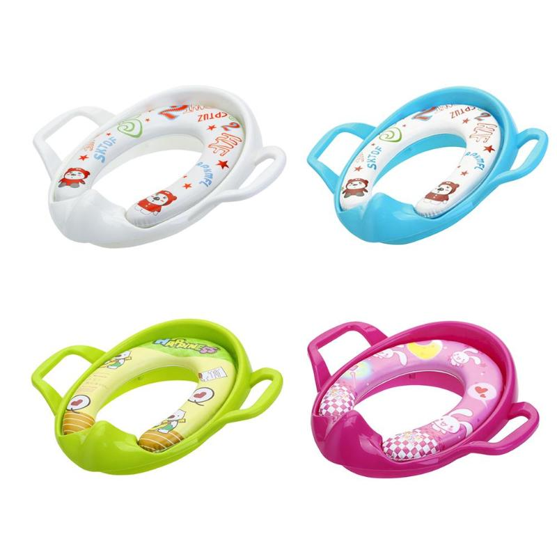 Baby Travel Potty Seat Portable Toilet Seat Kids Safety Cushion Infant Care