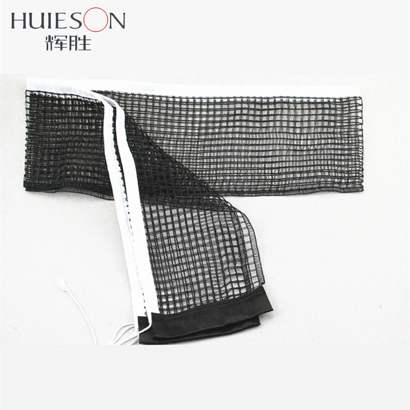 Huieson High Quality Waxed String Table Tennis Table Net Ping Pong Table Net Replacement 180cm*15cm Table Tennis Accessories