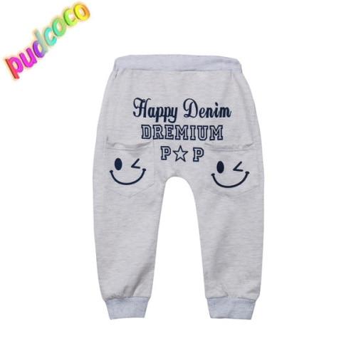 2019 Kid Baby Boy Girl Harem Pants Toddler Hip Hop Trousers Bottoms Long Pant  Hot New