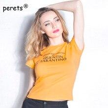 US $5.82 49% OFF|QUENTIN TARANTINO Shirt Yellow female T shirt for women Harajuku camisetas mujer Top modis Tees poleras de mujer moda 2018-in T-Shirts from Women's Clothing on Aliexpress.com | Alibaba Group