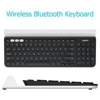 Logitech K780 Switch Activer Multi Device 2.4Ghz Wireless Keyboard Dual Mode for PC Computer Phone Tablet Windows 7/8 later