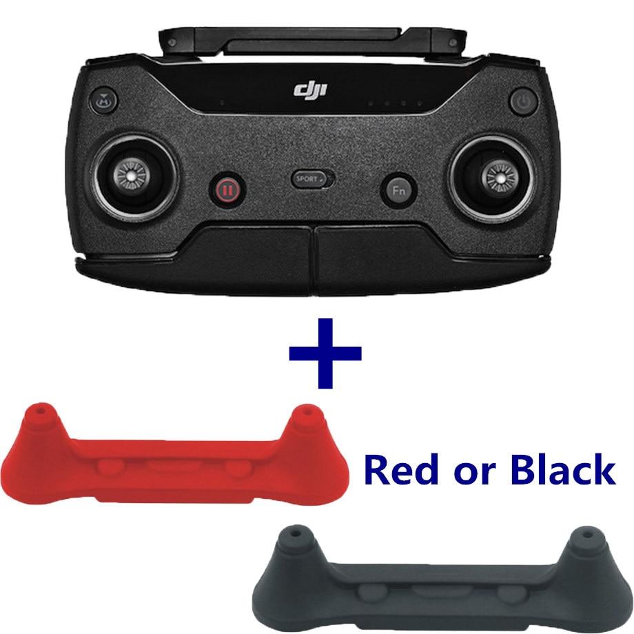 купить Original DJI Spark Remote Controller Transmitter 2km + Control Stick Protector for Spark Drone Accessories