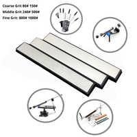 80-2000 Grit 3pcs Kitchen Tool Knife Sharpener Edge Diamond Whetstone Sharpening Stones for Ruixin Pro Knife Sharpener System