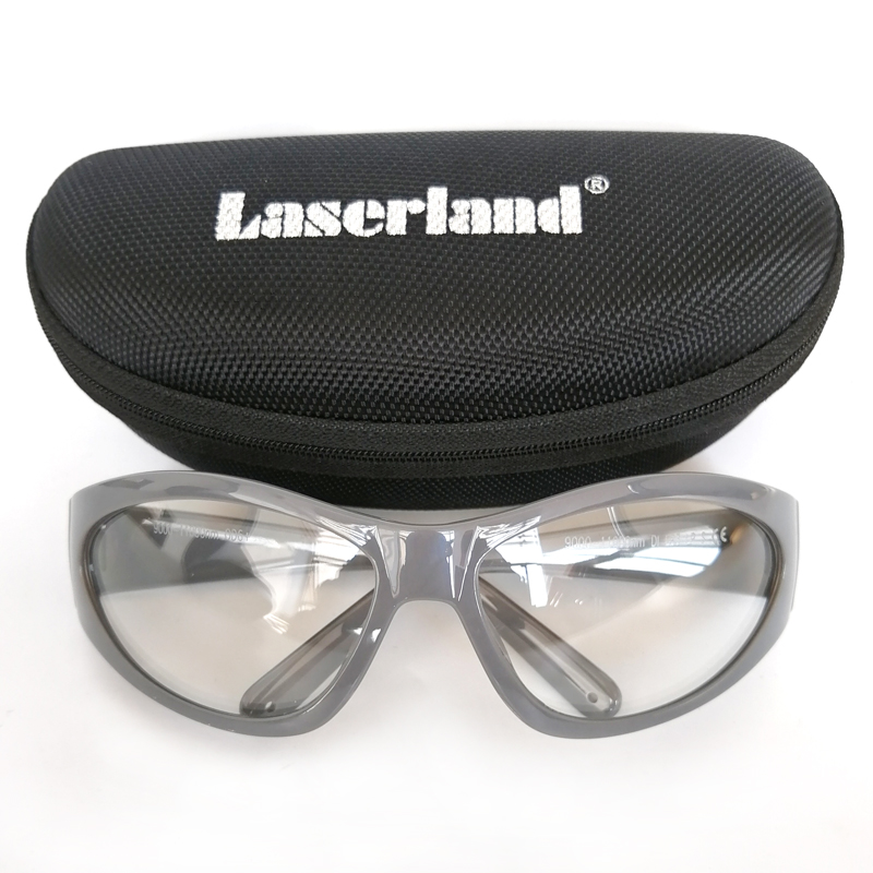 Laserland LP-CHP-55 10600nm OD6+ CO2 Laser Protective Goggles Safety Glasses CE