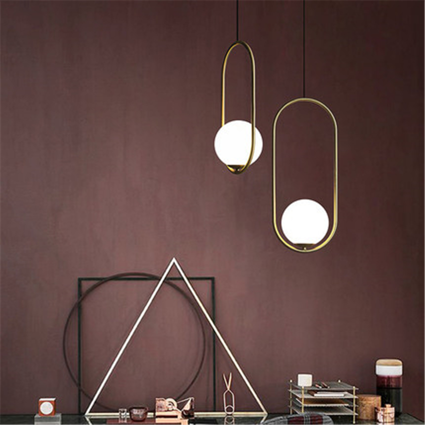 Modern Iron LED Chandelier Lighting Loft Pendant Lamp Dining Room Living Room Cafe Bedroom Glass Ball Hanging Lamp Decor Fixture soft protective silicone back case for iphone 5 5s lavender red
