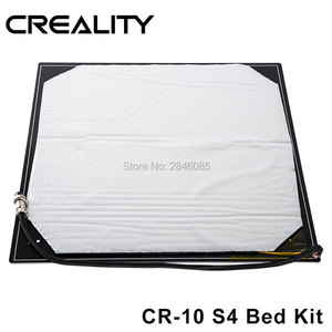 Image 2 - Shipping DHL/Fedex Creality 3D Heated bed plate for CREALITY 3D CR 10/CR 10S/S4 Size 300/400 Cable Installed Well
