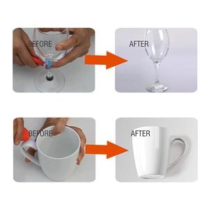 Image 5 - VISBELLA 5 Second Fix UV Light Pen Glue Super Powered Liquid Plastic Adhesive for Metal Wood Ceramic Glass Repair Hand Tool Sets