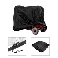 DOERSUPP Polyester Lawnmower Cover Tractor Grill Protection Cover Garden Yard Mower Overlay for 177 x 110 x 110cm Lawnmower Tool