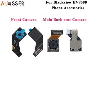 Image 1 - Alesser para blackview bv9500 câmera frontal principal de volta câmera traseira montagem fixação parte para blackview bv9500 acessórios do telefone
