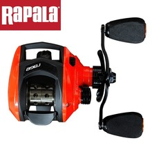 Rapala Rage Baitcasting Fishing Reel 6.5:1 7bb 9LB Graphite Material Aluminum Body Fishing Tackle casting