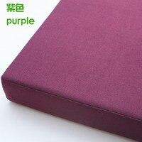 Nova Almofada De Linho Confortável Alívio Da Dor Lombar Almofada Escritório Assento Da Cadeira Almofada Do Sofá Almofadas|Almofada| |  -