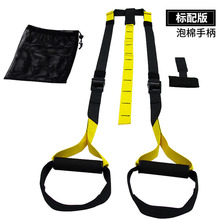 Trx Fitness Resistance Bands Fitness Hanging Belt Training Gym Workout Suspension Exercise Pull Rope Stretching Elastic Straps цена 2017