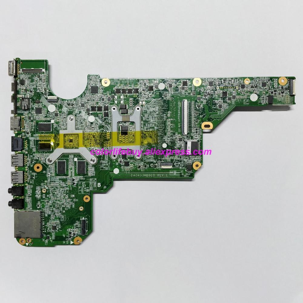 Image 2 - Натуральная 680569 001 680569 601 DA0R33MB6E0 w 7670/1G Графика Материнская плата ноутбука для hp G4 G6 G6T серии ноутбук ПК-in Материнская плата для ноутбука from Компьютер и офис