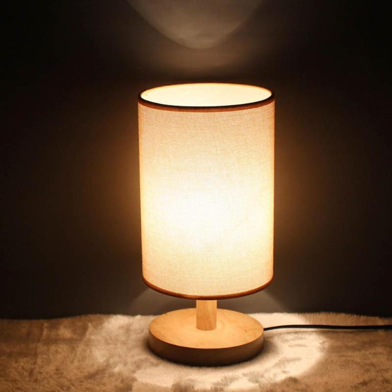 110 V-220 V Moderne Nachttisch Lampe Halter Schlafzimmer Innen Schreibtisch Licht Basis Hause Schlafzimmer Wohnzimmer Licht Dekoration Zubehör