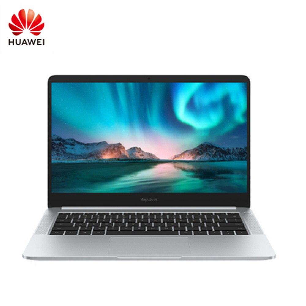 HUAWEI Honor MagicBook 2019 14.0 pouces ordinateur portable Windows 10 AMD Ryzen 5 3500U CPU Quad Core 2.1GHz 8GB RAM 256 GB/512 GB SSD ordinateur portable