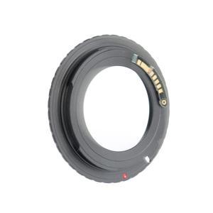 Image 4 - Kim Loại AF Xác Nhận M42 Gắn Bộ Chuyển Đổi Ống Kính Cho Canon EOS 1200D 400D 450D 500D 550D 600D 20D 30D 40D 50D 60D 7D 5D Nổi Dậy T1i