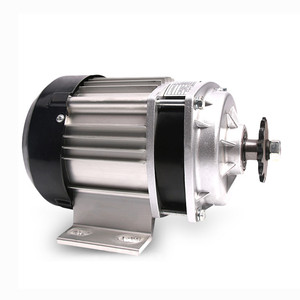 Image 1 - Electric tricycle high torque DC brushless Gear motor,DC48V 60V 500 1000W 2800rpm high speed Electric tricycle DC motor,J18492