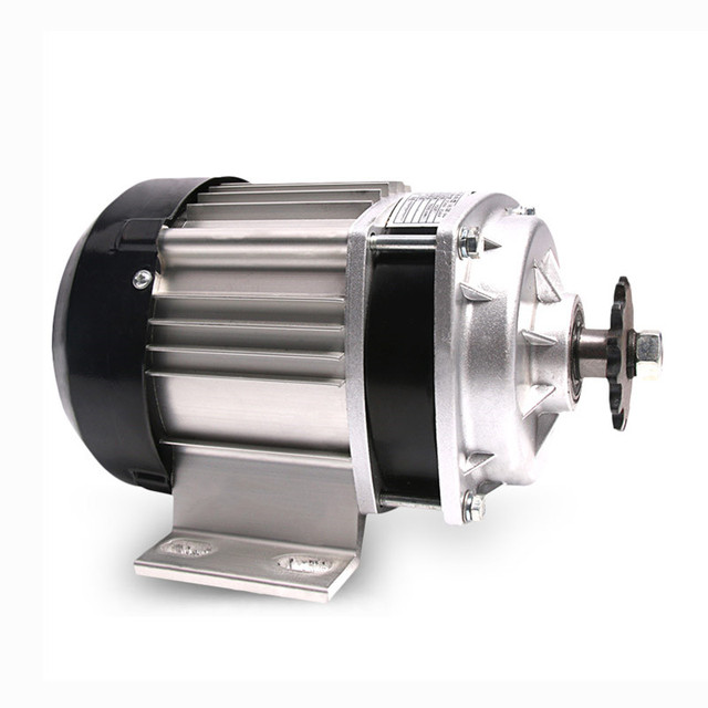 Electric tricycle high torque DC brushless Gear motor,DC48V 60V 500 1000W 2800rpm high speed Electric tricycle DC motor,J18492