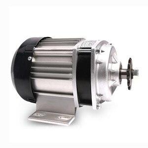 Image 1 - Triciclo eléctrico motor de equipo CC sin escobillas de alto torque, DC48V 60V 500 1000W 2800rpm triciclo eléctrico de alta velocidad motor de CC, J18492