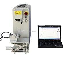 20 Вт 30 Вт 50 Вт металлический ювелирный лазерный резак волоконная лазерная маркировочная машина для ручки лазерная маркировочная машина с ноутбуком