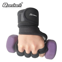 Sports Exerceise Fitness Gloves Wrist Protection Training Bodybuilding Crossfit Powerlifting for Men Women