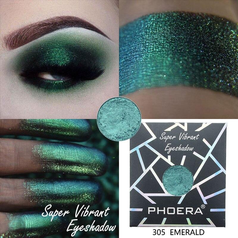 Phoera 24 Colors Waterproof Eye Shadow Cream Pigmented Diamond Glitter Matte Shimmer Powder Cosmetic Kit Eye Makeup Tslm2 Beauty Essentials