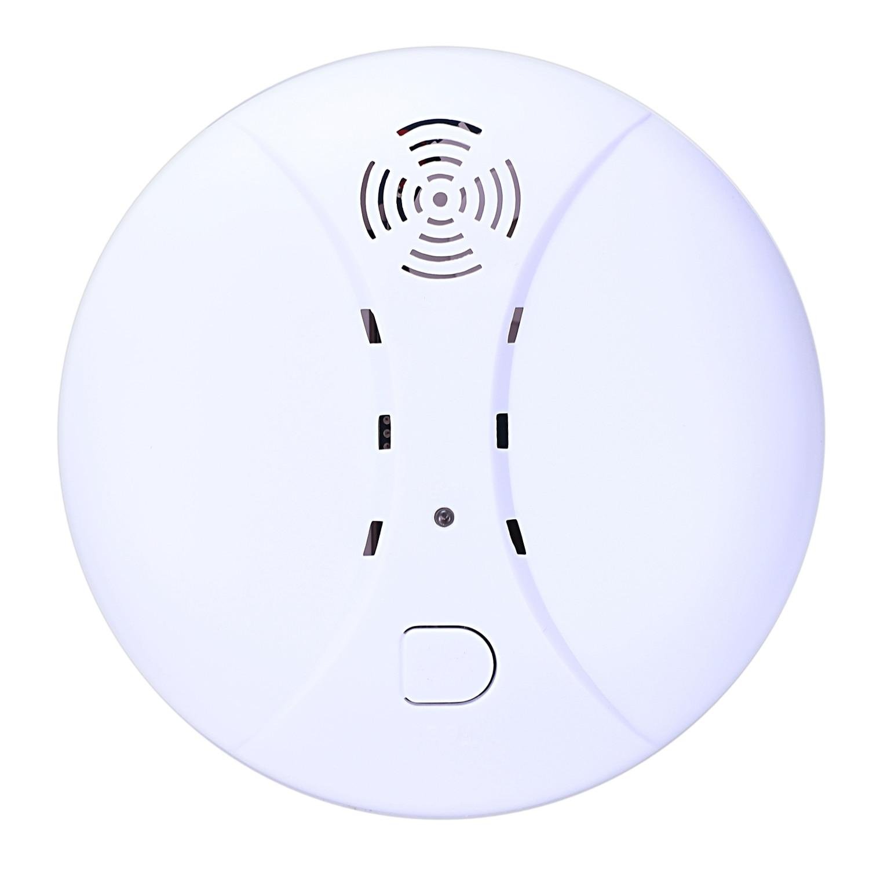Wireless Photoelectric Smoke Alarm