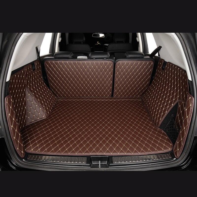 Car Trunk Mats For Acura MDX RDX TLX ZDX RL TL Custom