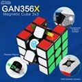 Gan356 X 3x3x3 Magnetische Cube 3x3x3 Zauberwürfel Geschwindigkeit 3x3 gan Cube 356x Magico Cubo Wiht Magnet Professional Puzzle GAN 356 X Neo