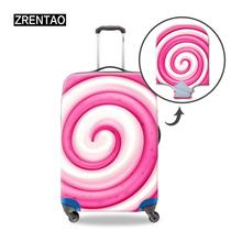 Sweety Candy Luggage Case Suitcase Protective Cover 19 20 22 24 26 28 30 32 Inch Dust Bag Covers For Travel Vacation Accessories