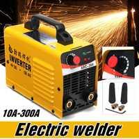 IGBT ARC 10 300A Welder Inverter Welding machine IGBT MMA ARC ZX7 welding machine Easy weld electrode Arc Welder