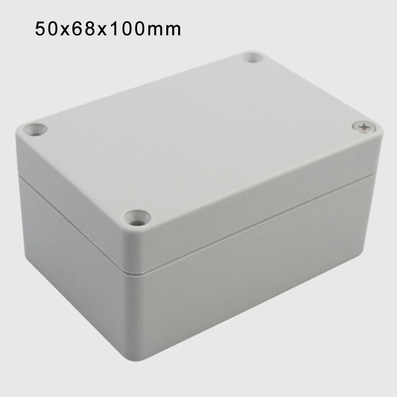 Case Enclosure Diy-Instrument Electronics-Project-Box Home-Garden-Tool Plastic Waterproof