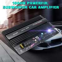 12V 1000W High Power Car Amplifier Speaker Auto Audio Mono Exposed Amplifier Amp Board Stereo Powerful Bass Subwoofer